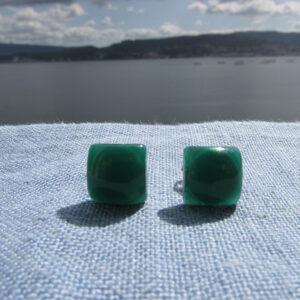 Pendientes de jade (2)